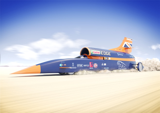 Comms system prepared for 1,000mph record attempt