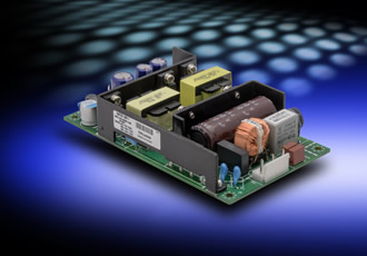 Compact AC/DC supplies offer versatile triple output