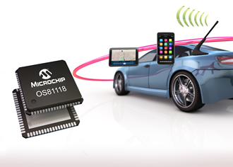 Controller enables smart antenna connectivity to ADAS