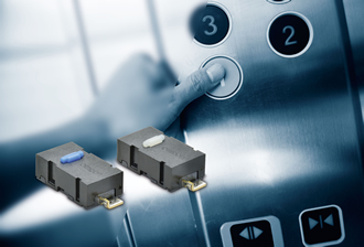 Miniature switches are rated for 5m operations