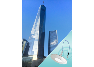 Antennas enable wireless comms in the World Trade Center