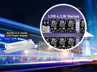 DC/DC constant current LED drivers integrate an EMI filter