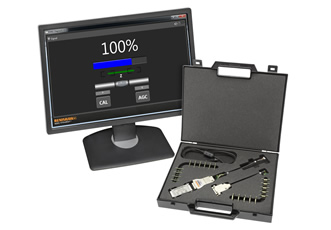 Diagnostic kit aids installation of encoder systems