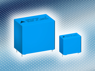 EPCOS X1 capacitors designed for a voltage range of 530VAC