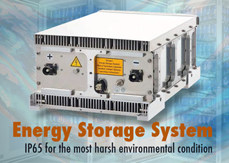 Energy storage systems operate in extreme conditions
