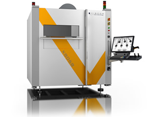 Extended x-ray inspection range caters for larger assemblies