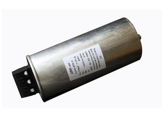 Three-phase film capacitors for PFC and AC filtering