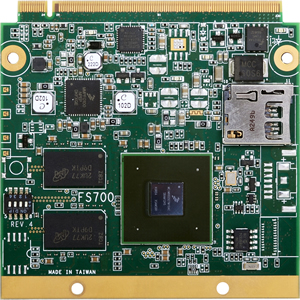 Qseven module targets automotive applications