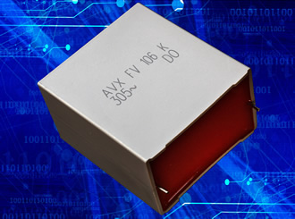 AC film capacitors provide Class X2 interference suppression