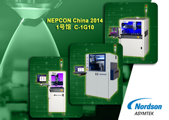 Fluid dispensing systems on show at NEPCON China