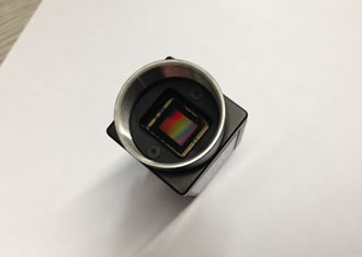 GS CMOS cameras target advanced machine vision applications