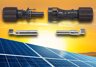 PV connector meets highest certification standards