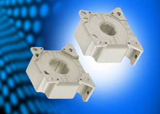 Hall-effect current sensors measure up to 200 & 300A