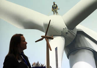 Wind trade fair to take place at HANNOVER MESSE 2015