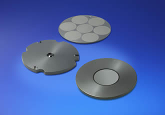 High purity CVD SiC suits semiconductor manufacture