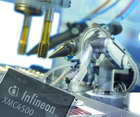 Infineon Technologies extends its XMC4000 microcontroller family