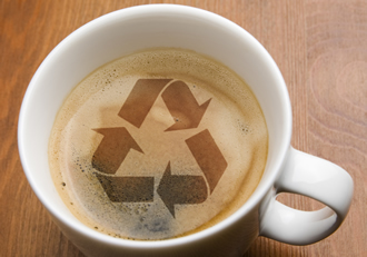 Scientists use waste coffee for fuel storage