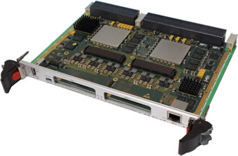 Hybrid FPGA processing board expands Virtex-7 flexibility