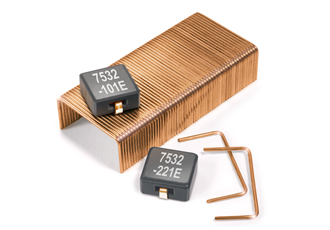 Inductors' soft saturation characteristics suit VRM & VRD