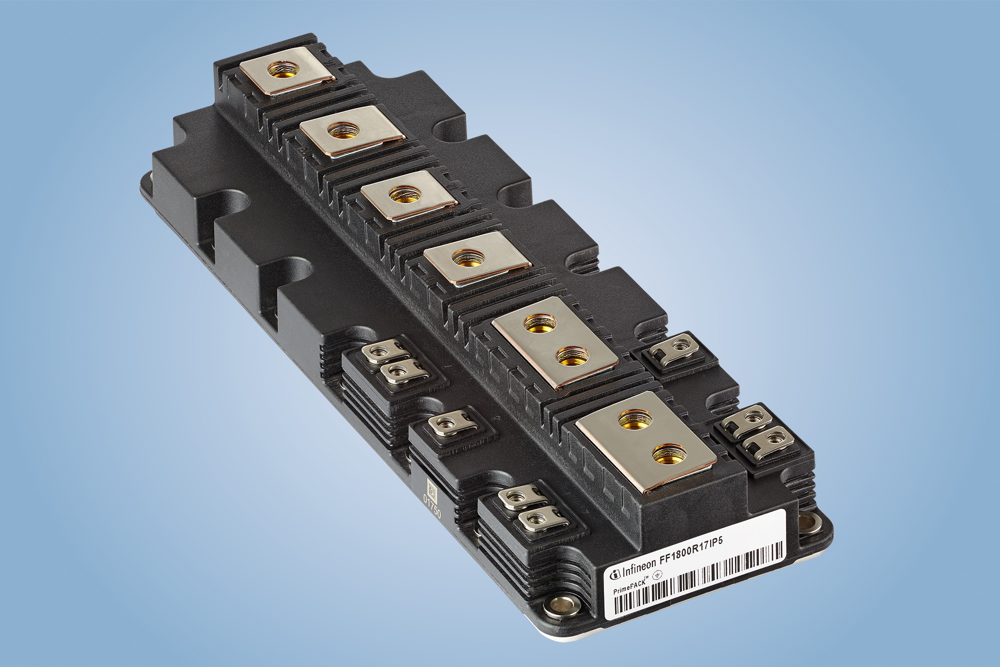 Power modules combine IGBT5 & .XT interconnection technology