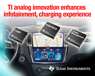 Devices drive in-vehicle infotainment experience