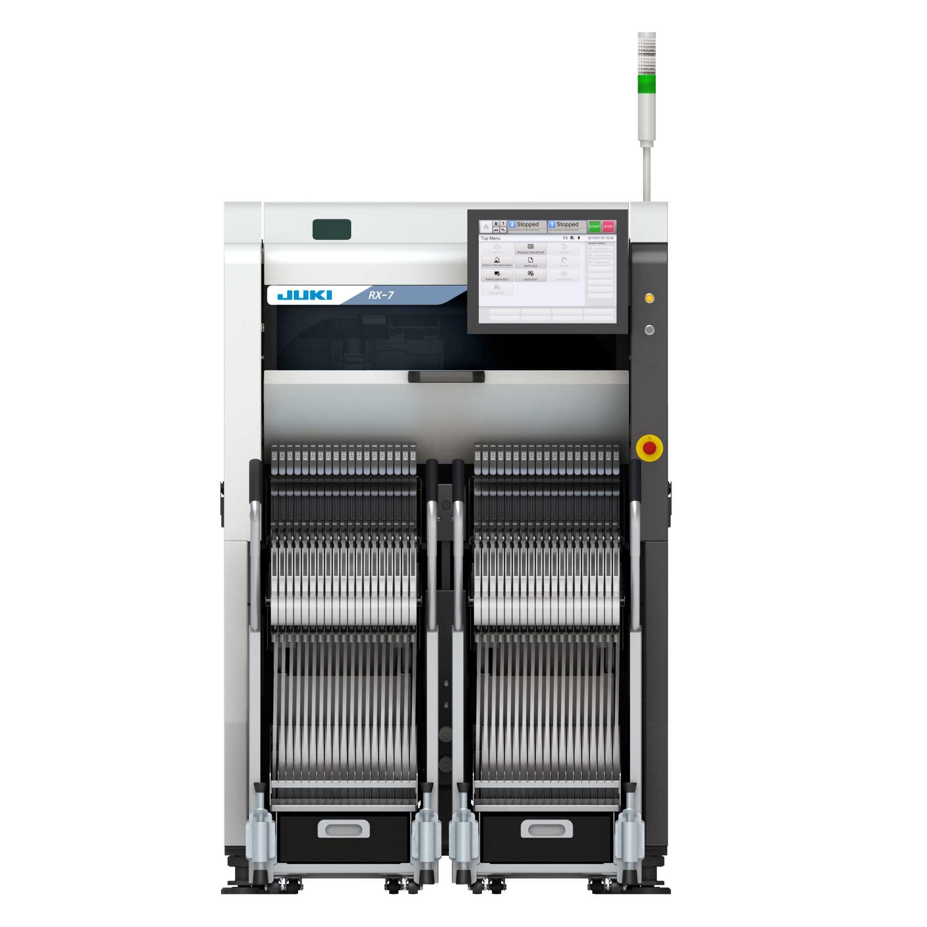 Https Electronic Manufacturing Eyediagramjpg Juki Rx7