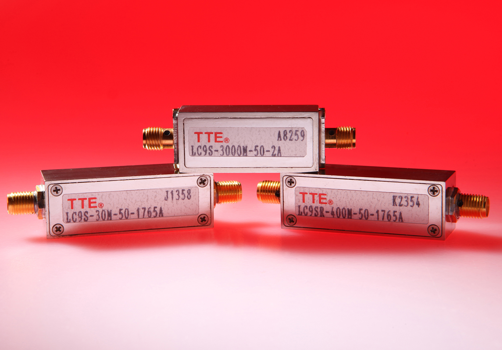 RF & microwave filters target off-the-shelf demands