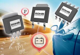 LDOs are optimised for automotive MCU power supplies