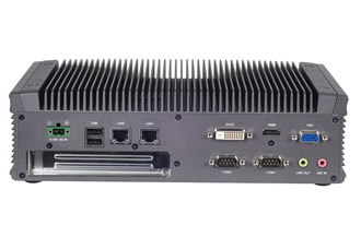 Industrial PC features 24/7 performance & expansion capability