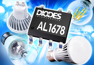 LED drivers support output powers of up to 15W