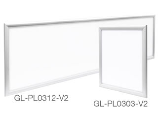 LED panel light consumes only 14.8W & produces up to 1260lm