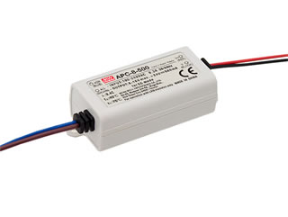 LED power supplies have a no load power consumption of <0.5W