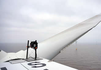 Lidar to boost productivity at offshore wind farm