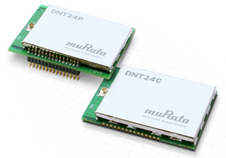 High power wireless modules for applications demanding low latency