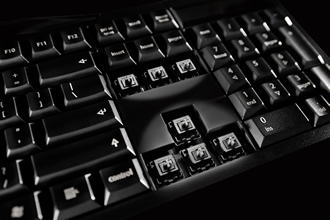 MX keyboard switch is tested to 50m operations