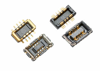 Board-to-board connectors target smartphones
