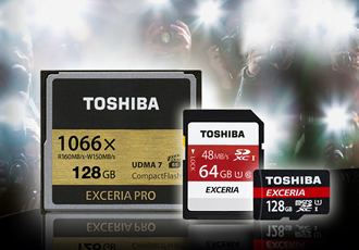 Memory card additions suit full HD video recording
