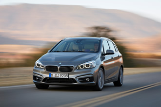 Microchip powers BMW 2 Series' infotainment system