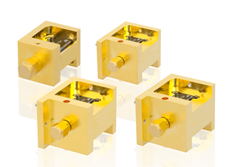 Waveguide mixers boast conversion loss performance in compact packages