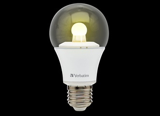 LED bulb delivers uniform shadow-free light distribution
