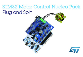 Motor control pack enables quick & easy BLDC setup