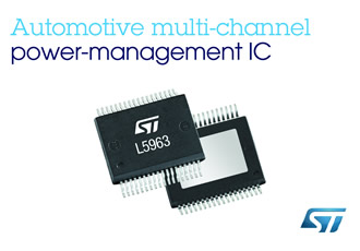 Multi-regulator PMIC needs no additional circuitry