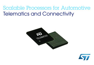 Dedicated telematics processors enhance safety & fuel efficiency