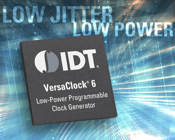 Programmable clock generators offer 500fs RMS phase jitter