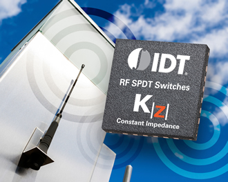 RF switch performance improved with SPDT switch