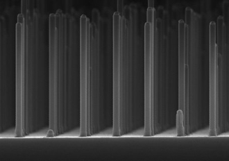 Nanowires boost solar fuel cell efficiency