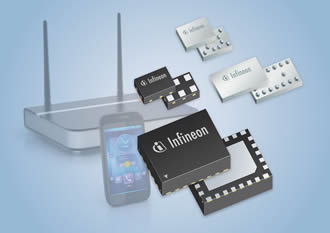 One billion RF switches for smartphones and tablets