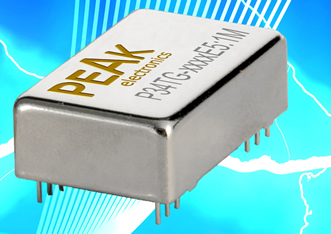 Railway DC/DC converters on show at SPS IPC Drives