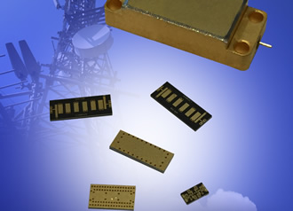 Low profile MEMS filter range suitable for embedded applications