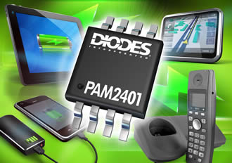 Low voltage DC/DC converter boosts efficiency